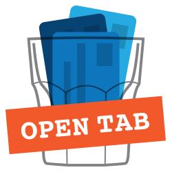 Open Tab