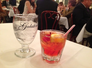 Old Fashioned at Galatoire's